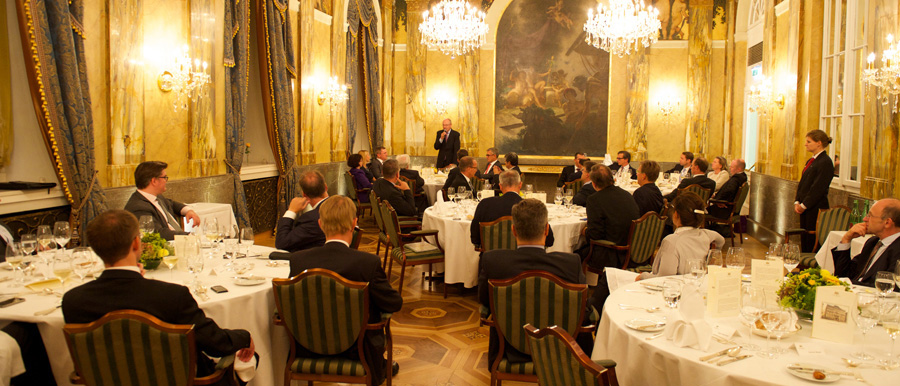 Kundenevent Commerzbank AG in Wien im Hotel Imperial